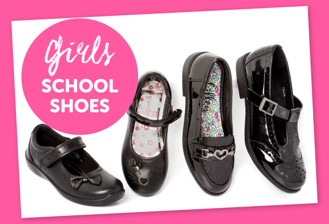 bc212e043e0e Girls School Shoes · Boys School Shoes