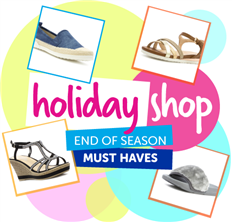 Holiday Shop End of the Season Must Haves