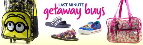 Last Minute Getaway Buys