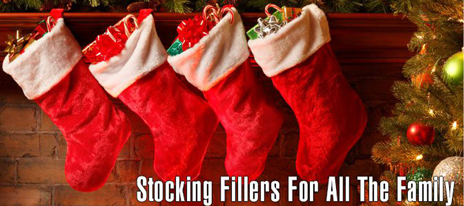 Stocking Fillers For All The Family