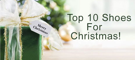 Top 10 Shoes For Christmas!