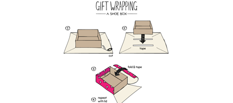 How To Wrap Shoes