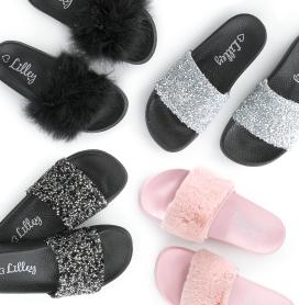 Women's Slider Sandals
