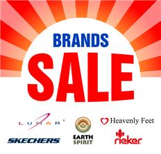 Brands Sale - up to 50% off selected lines