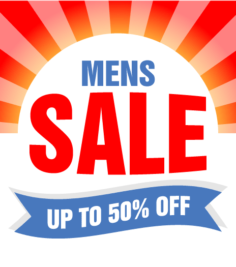 Mens Sale - up to 50% off selected lines