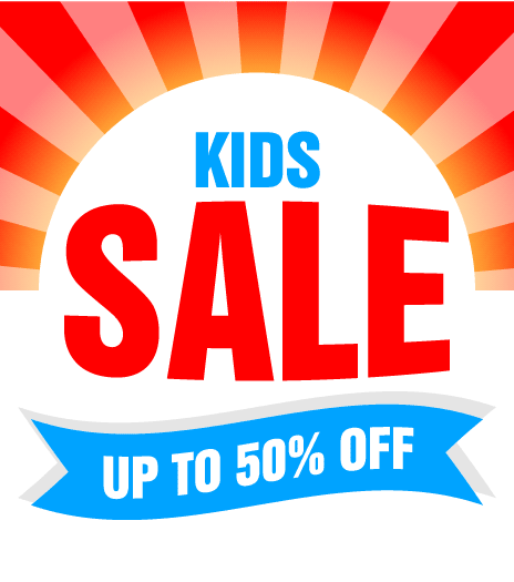 Kids Sale - up to 50% off selected lines