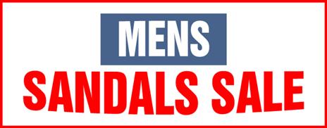 Mens Sale Sandals