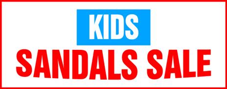Kids Sale Sandals
