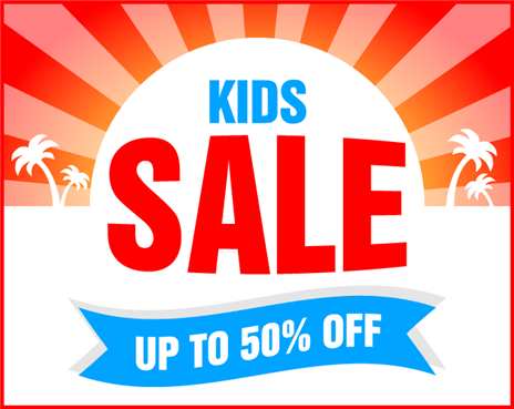 Kids Sale