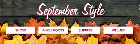 Shop Autumn Essentials