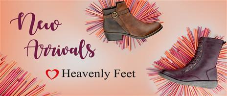 Shop New Heavenly Feet