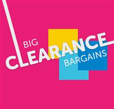Shop Big Clearance Bargains