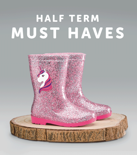 Shop Half Term Must Haves