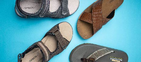 Mens Sandals Features and Benefits