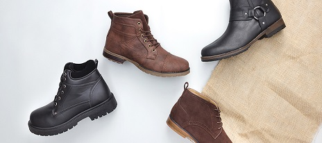 Men's Boots Trends