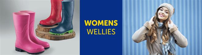 Womens Wellies