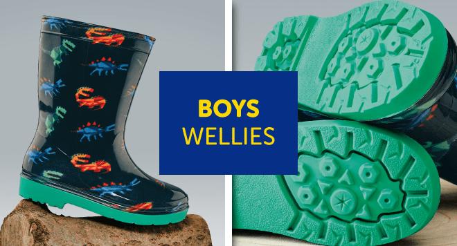 Boys Wellies