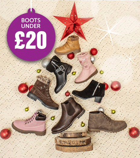 Boots Under £20
