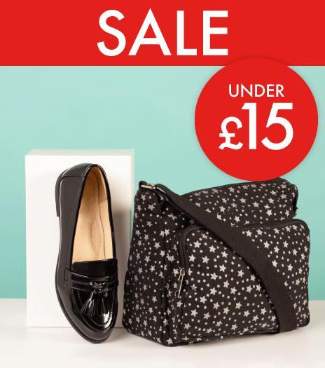 Sale Under £15
