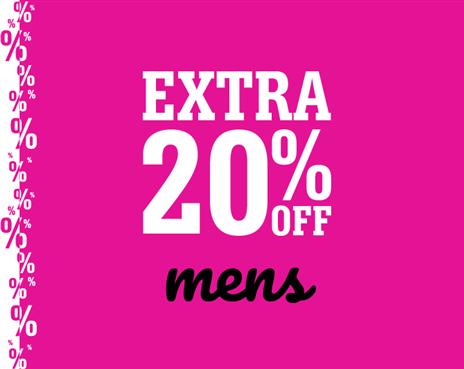 Mens Extra 20
