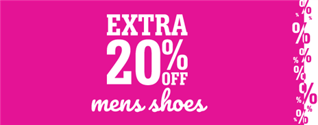 Mens Extra 20 Shoes