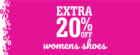 Womens Extra 20 Shoes