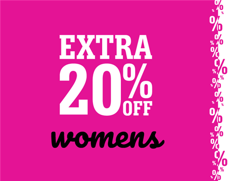 Womens Extra 20