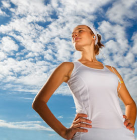 Women's Easy-Fasten Trainers