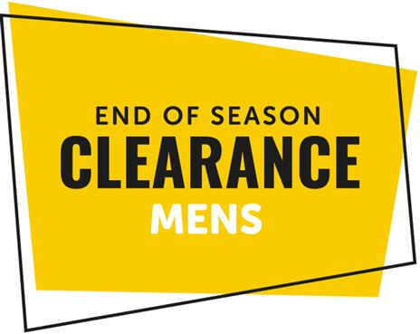 Mens End of Season Clearance