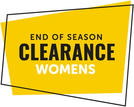 Womens End of Season Clearance