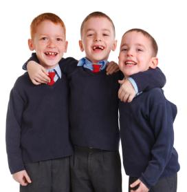 Boys' Back to School