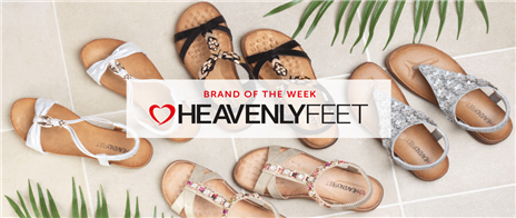 Shop Heavenly Feet