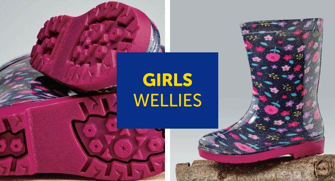 Girls Wellies