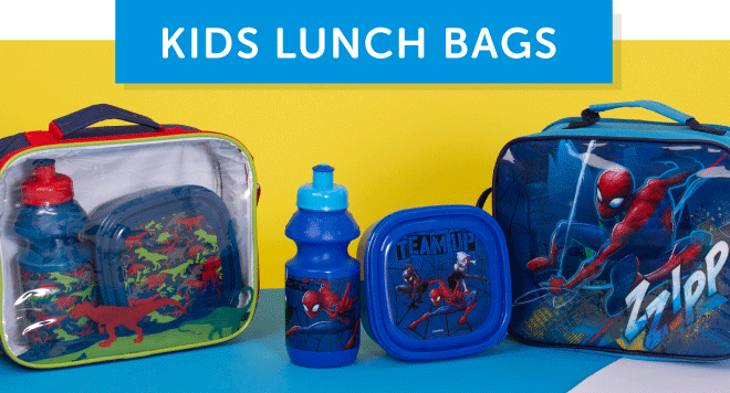 School Lunch Bags