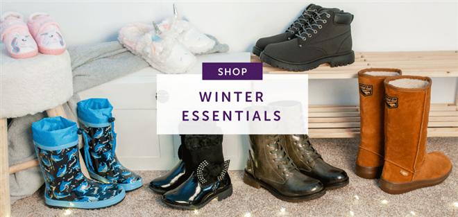 Shop Winter Essentials