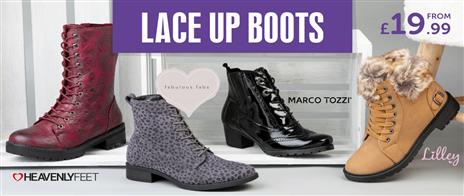 Shop Lace Up Boots