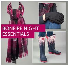 Bonfire Night Essentials
