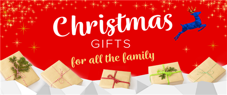 Christmas Gifts for all the Family