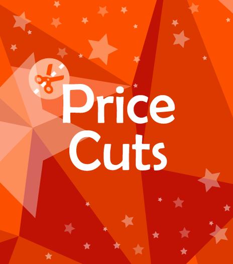 Shop Price Cuts
