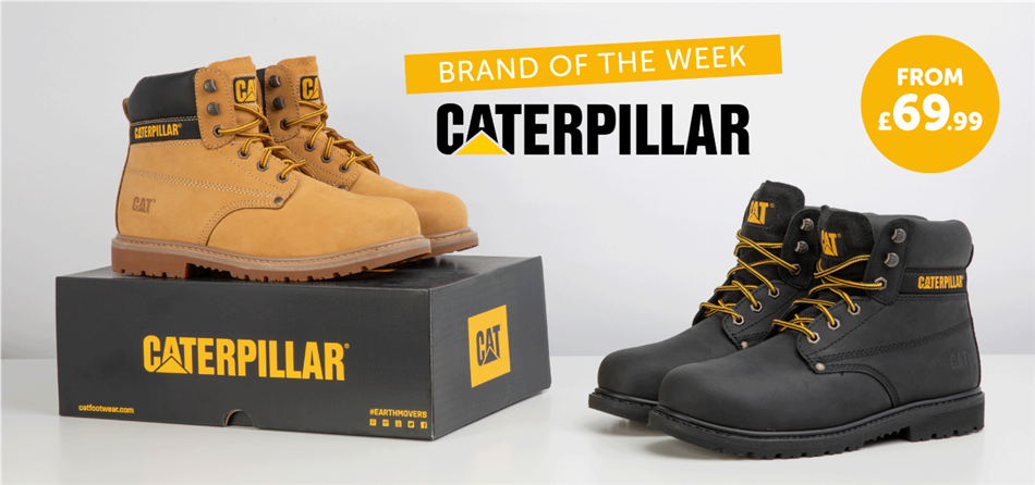 Brand of the Week CAT