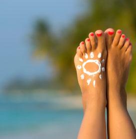 Womens Flip Flop Sandals