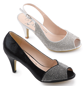 Womens Open Toe Shoes